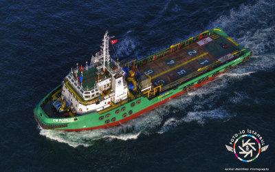 AERIAL MARITIME PHOTOGRAPHY